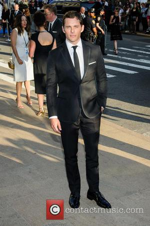 James Marsden - 2014 CFDA Awards - Outside Arrivals - New York, New York, United States - Monday 2nd June...