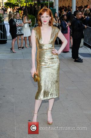 Karen Elson - 2014 CFDA Awards - Outside Arrivals - New York, New York, United States - Monday 2nd June...