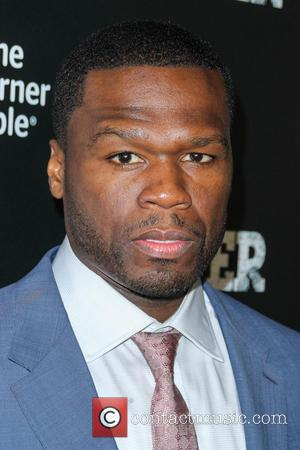 Curtis Jackson and 50 cent - The Starz 'Power' Premiere at the Highline Ballroom - Arrivals - New York City,...