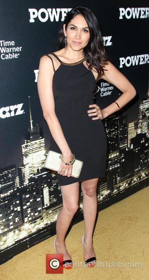 Lela Loren - The Starz 'Power' Premiere at the Highline Ballroom - Arrivals - New York City, New York, United...