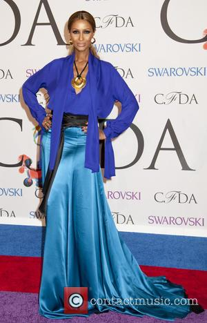 Iman - 2014 CFDA Fashion Awards held at Alice Tully Hall  - Arrivals - New York, New York, United...