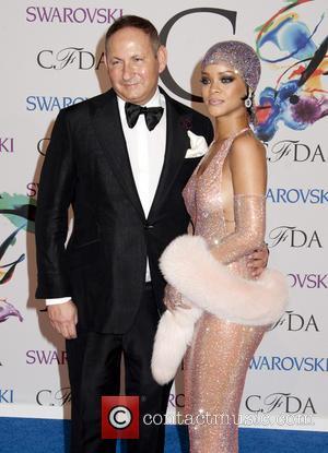 Rihanna and John Dempsey