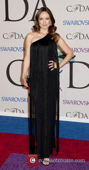 Olivia Wilde - 2014 CFDA Fashion Awards held at Alice Tully Hall  - Arrivals - New York, New York,...