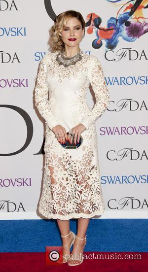 Sophia Bush - 2014 CFDA Fashion Awards held at Alice Tully Hall  - Arrivals - New York, New York,...