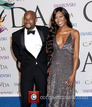 Tyson Beckford and Naomi Campbell - 2014 CFDA Fashion Awards held at Alice Tully Hall  - Arrivals - New...