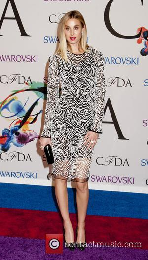 Whitney Port - 2014 CFDA Fashion Awards held at Alice Tully Hall  - Arrivals - New York, New York,...