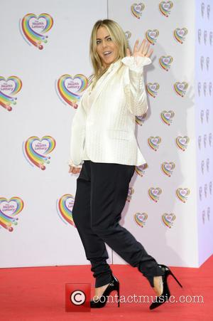 Patsy Kensit - Health Lottery VIP Tea Party held at the Savoy Hotel, The Strand, London - Monday 2nd June...