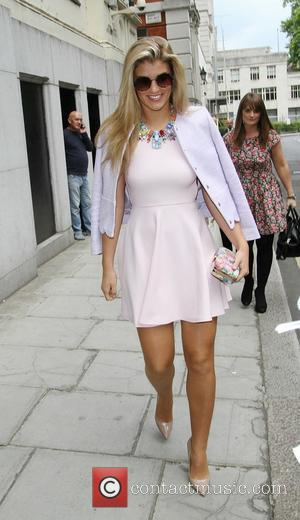 Amy Willerton - Health Lottery VIP Tea Party held at the Savoy Hotel, The Strand - London, United Kingdom -...