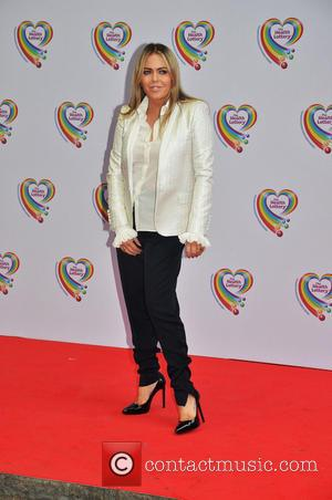 Patsy Kensit - Health Lottery VIP Tea Party held at the Savoy Hotel, The Strand - London, United Kingdom -...