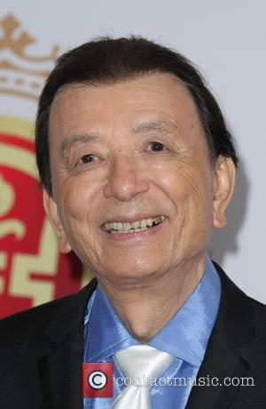 James Hong - Hollywood celebrities honored at Huading Film Awards - Press Room - Hollywood, California, United States - Monday...