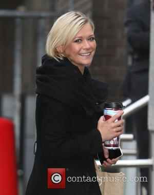 Suzanne Shaw Engaged