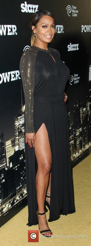 La La Anthony - The Starz 'Power' Premiere at the Highline Ballroom - Arrivals - New York, New York, United...