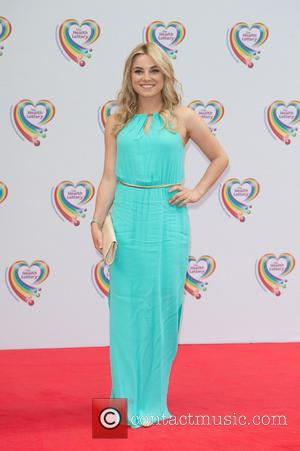 Sian Welby - The Health Lottery VIP tea party held at the Savoy - Arrivals. - London, United Kingdom -...