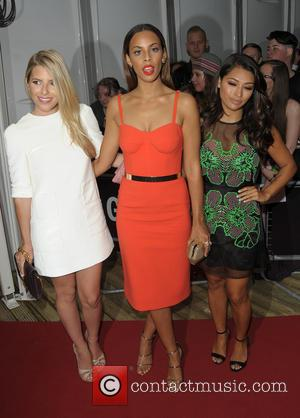 The Saturdays - Celebrities arriving at the Glamour Awards - London, United Kingdom - Tuesday 3rd June 2014