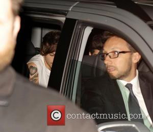 Louis Tomlinson, Zayn Malik and One Direction