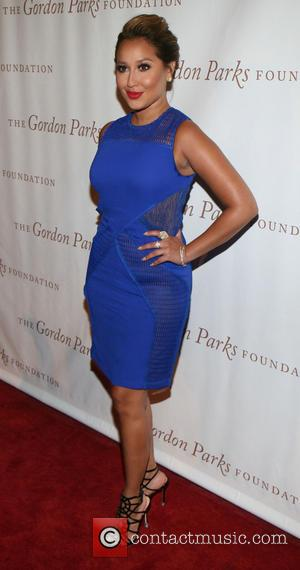 Adrienne Bailon - The 2014 Gordon Parks Foundation Awards Dinner And Auction at Cipriani, Wall Street - New York City,...