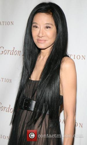 VERA WANG - The 2014 Gordon Parks Foundation Awards Dinner And Auction at Cipriani, Wall Street - New York City,...