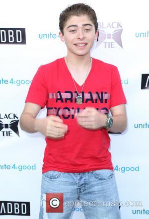 Ryan Ochoa - Black Tie Emporium launch party held at ADBD - Arrivals - Los Angeles, California, United States -...