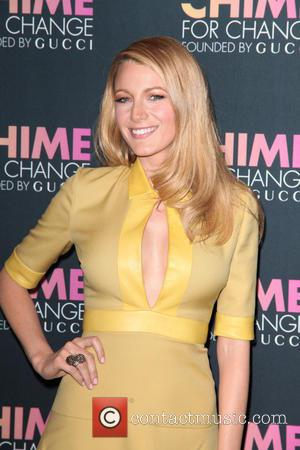 Blake Lively - Chime for Change One-Year Anniversary Event