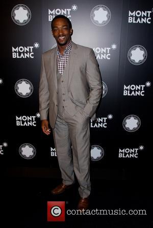 Anthony Mackie - The 23rd annual Montblanc de la Culture Arts Patronage Award ceremony honoring Jane Rosenthal at Stephan Weiss...