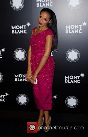 Selita Ebanks - The 23rd annual Montblanc de la Culture Arts Patronage Award ceremony honoring Jane Rosenthal at Stephan Weiss...