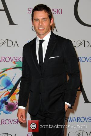 James Marsden - 2014 CFDA Fashion Awards - Red Carpet Arrivals - Manhattan, New York, United States - Tuesday 3rd...