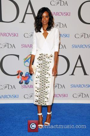 Liya Kebede - 2014 CFDA Fashion Awards - Red Carpet Arrivals - Manhattan, New York, United States - Tuesday 3rd...