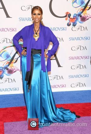 Iman - 2014 CFDA Fashion Awards - Red Carpet Arrivals - New York, New York, United States - Tuesday 3rd...