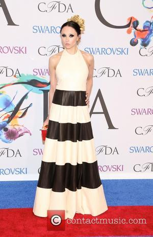 Stacey Bendet - 2014 CFDA Fashion Awards - Red Carpet Arrivals - New York, New York, United States - Tuesday...