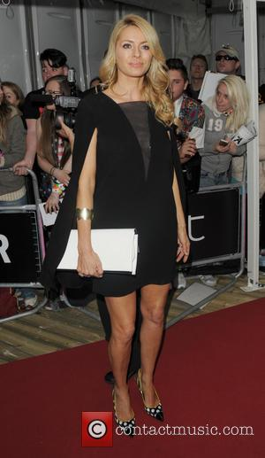 Tess Daly - Celebrities arriving at the Glamour Awards - London, United Kingdom - Tuesday 3rd June 2014