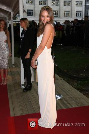 Laura Haddock - Glamour Women of the Year 2014 held at Berkeley Square Gardens - Outside Arrivals - London, United...