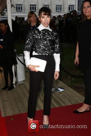 Sally Hawkins - Glamour Women of the Year 2014 held at Berkeley Square Gardens - Outside Arrivals - London, United...