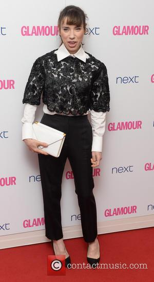 Sally Hawkins - Glamour Women of the Year 2014 Awards held at Berkeley Square Gardens - Arrivals - London, United...