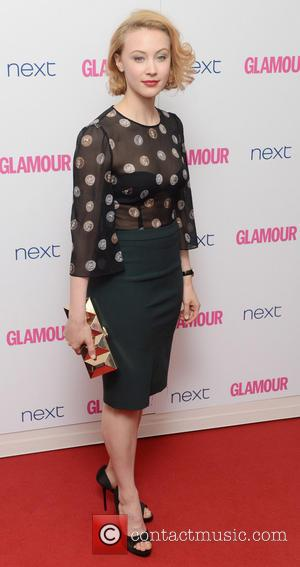 Sarah Gadon - Glamour Women of the Year 2014 Awards held at Berkeley Square Gardens - Arrivals - London, United...