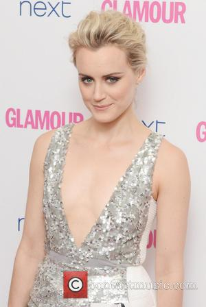 Taylor Schilling - Glamour Women of the Year 2014 Awards held at Berkeley Square Gardens - Arrivals - London, United...