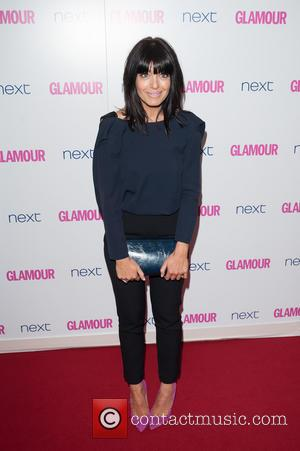 Claudia Winkleman - Glamour Women of the Year 2014 Awards held at Berkeley Square Gardens - Arrivals. - London, United...