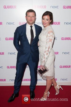 Dermot O'Leary and Dee Koppang - Glamour Women of the Year 2014 Awards held at Berkeley Square Gardens - Arrivals....