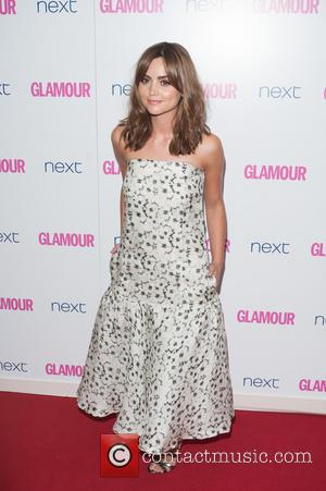 Jenna Coleman - Glamour Women of the Year 2014 Awards held at Berkeley Square Gardens - Arrivals. - London, United...