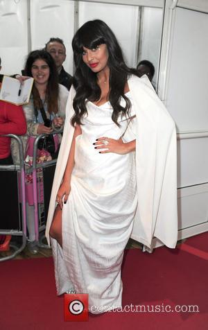 Jameela Jamil - Glamour Women of the Year 2014 held at Berkeley Square Gardens - Outside Arrivals - London, United...