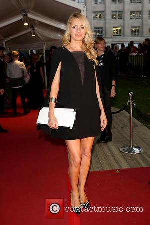 Tess Daly - The Glamour Women of the Year 2014 - Arrivals - London, United Kingdom - Tuesday 3rd June...