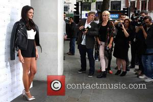 Michelle Keegan - Michelle Keegan for Lipsy photocall held at ME hotel - Arrivals - London, United Kingdom - Tuesday...