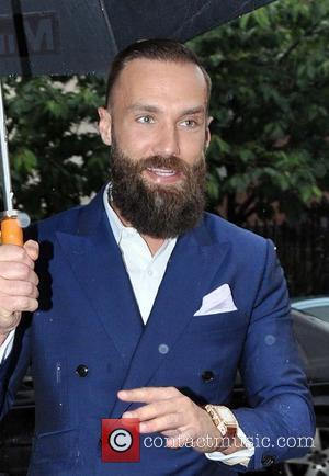 Calum Best - Pride of Ireland Awards 2014 at the Mansion House - Arrivals - Dublin, Ireland - Tuesday 3rd...