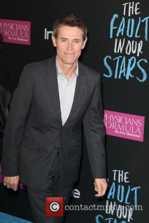 Willem Dafoe - Premiere of 'The Fault in Our Stars' at the Ziegfeld Theater - New York City, New York,...