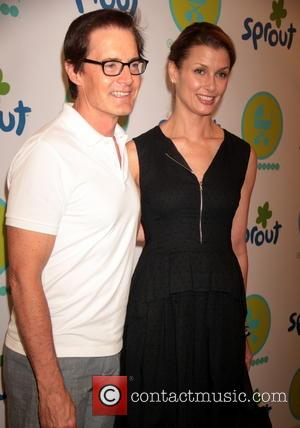 Kyle Maclachlan and Bridget Moynahan