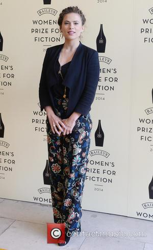 Hayley Atwell - Glamour Women of the Year Awards held at Berkeley Square - Arrivals - London, United Kingdom -...