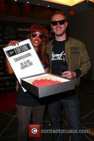 Eve and Maximillion Cooper - Gumball 3000 registration in Miami - Miami, Florida, United States - Wednesday 4th June 2014
