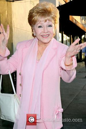 Debbie Reynolds - Debbie Reynolds visits Craig's restaurant in West Hollywood - Los Angeles, California, United States - Wednesday 4th...