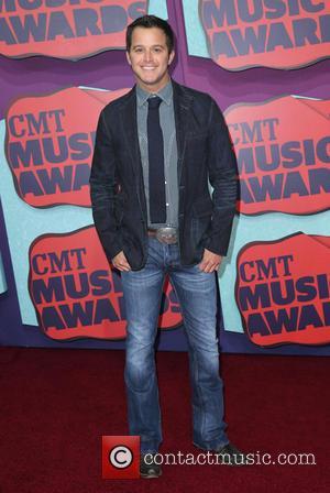 Easton Corbin - 2014 CMT Music Awards held at Bridgestone Arena - Arrivals - Nashville, Tennessee, United States - Wednesday...