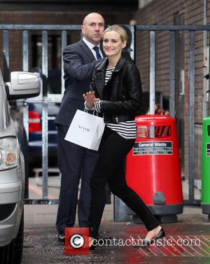 Taylor Schilling - Taylor Schilling outside the ITV studios - London, United Kingdom - Wednesday 4th June 2014