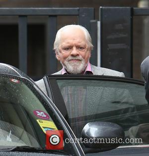 David Jason - David Jason outside the ITV studios - London, United Kingdom - Wednesday 4th June 2014